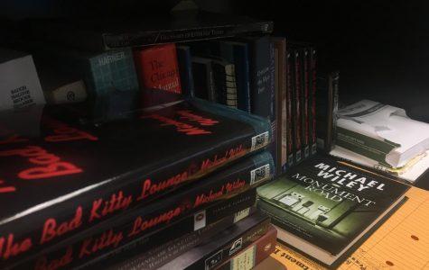 UNF professor Michael Wiley has written a series of murder mysteries – set in Jacksonville