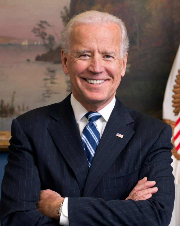 2020 democratic presidential candidate: Joe Biden