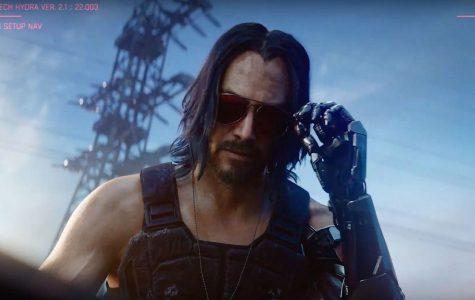 Cyberpunk casts Keanu Reeves