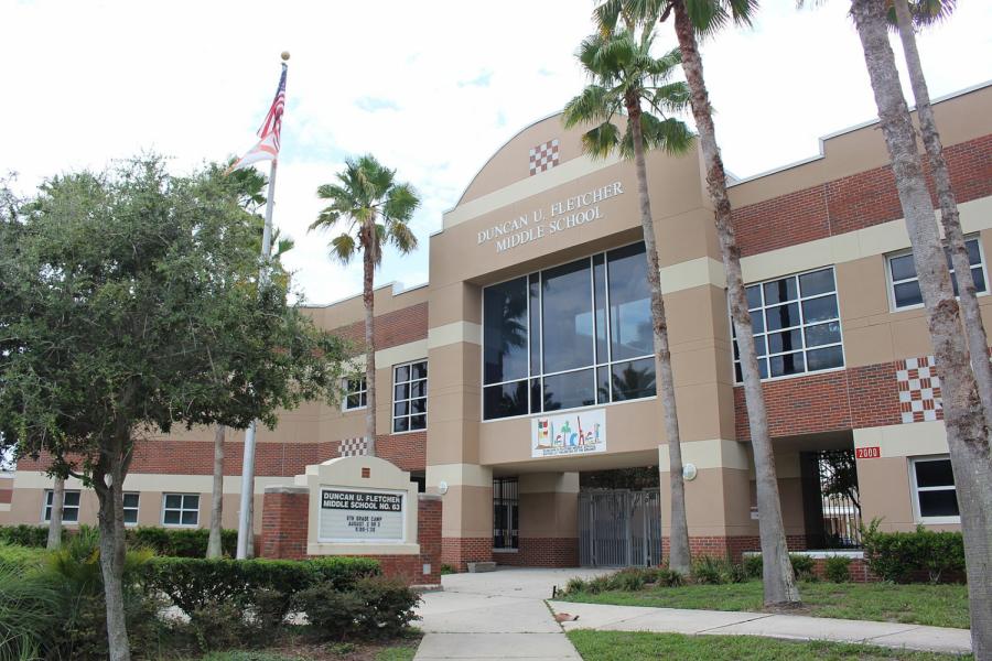 Photo of Fletcher Highschool