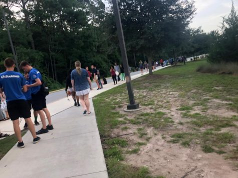 Campus alert warns of reported sexual assault in Osprey Cove