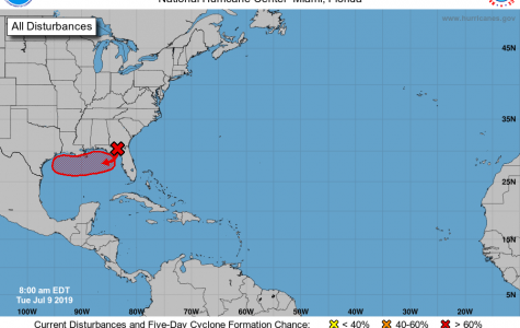Tropical depression expected to form in Gulf this weekend