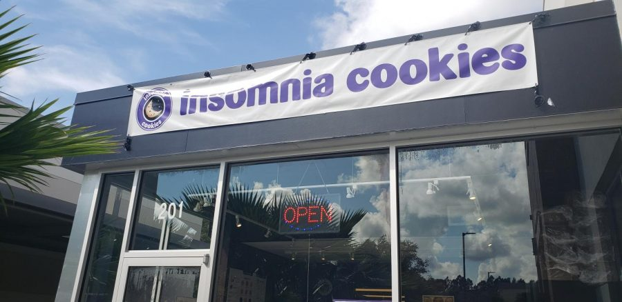 Insomnia Cookies has come to Jacksonville