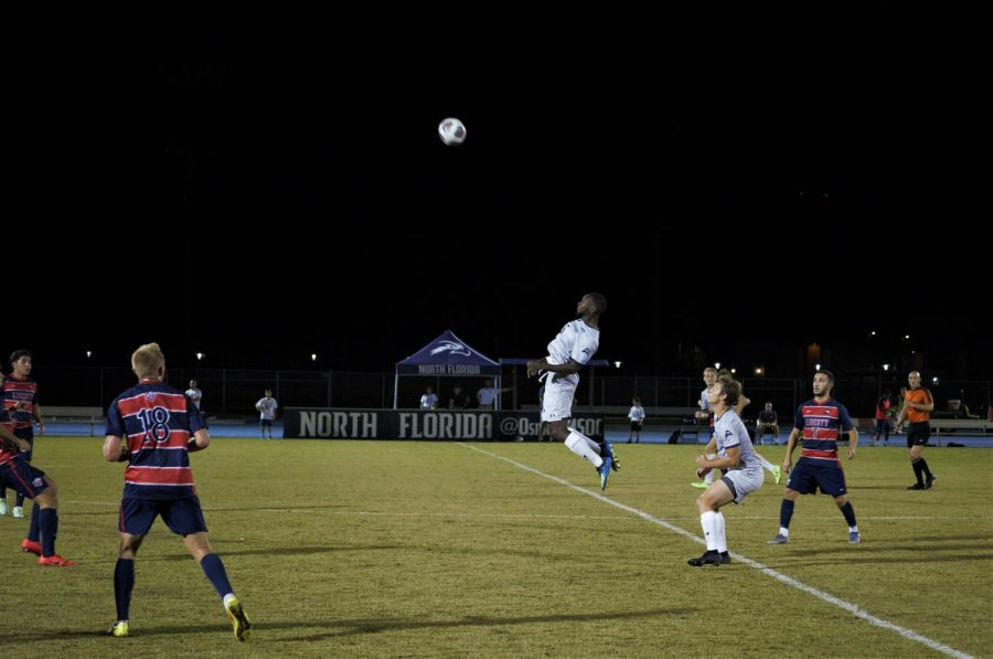 Ospreys stifle Flames in first conference matchup