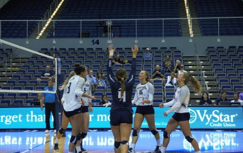 Ospreys take down Eagles in five-set bout