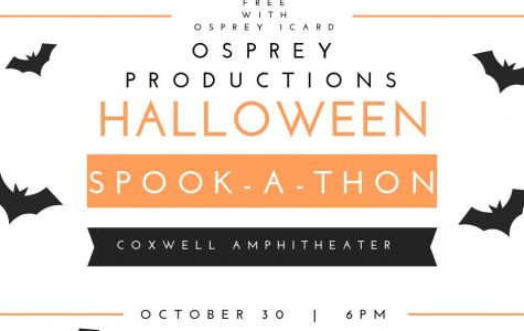 UNF Spook-a-thon is coming