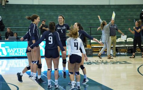 Ospreys battle through five sets to take down Dolphins