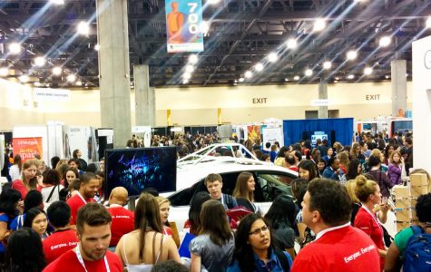 S.W.A.T., UNF computing students storm Grace Hopper Conference