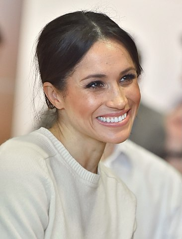 Meghan Markle and her International Day of the Girl speech