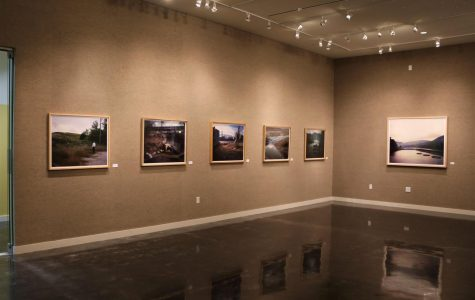 "Lufrano Gallery's newest exhibit: ""Watershed"""