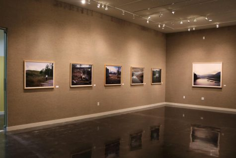 "Lufrano Art Gallery: ""Watersheds"""
