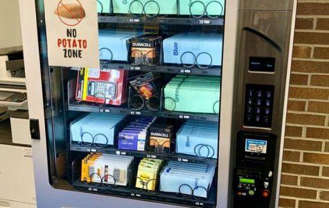 "UNF's Thomas G. Carpenter Library is a ""no potato zone"""