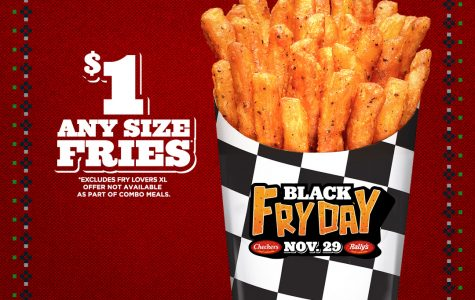 Fast-food chain gets in on Black Friday deals