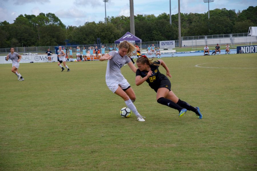 Ospreys fall short to Kennesaw State in ASUN Women's Soccer Quarterfinal