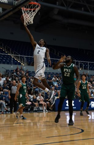 BREAKING: Noah Horchler released from UNF Basketball after violating team rules