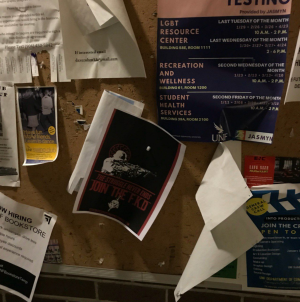 Alleged neo-Nazi posters found around UNF's campus