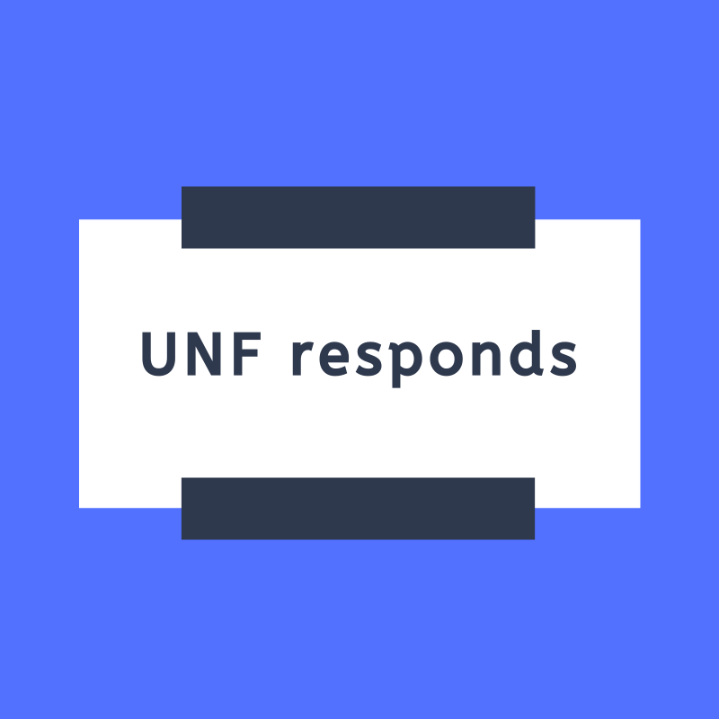 UNF responds to recent increase in COVID-19 cases among students and faculty