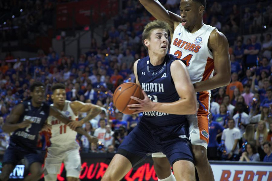 Ospreys MBB set to face SEC powerhouse in December
