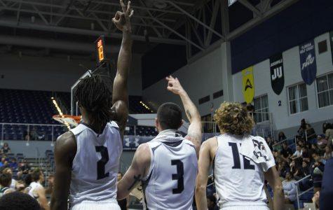Sharpshooting Ospreys break record in win over Trinity Baptist