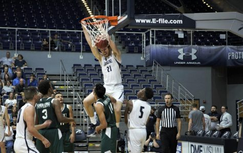 UNF Men's Basketball vs Florida National Photo Gallery