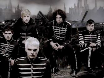 My Chemical Romance is back and we're seriously not okay