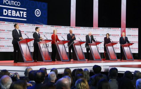 AP: Key takeaways from Democratic presidential debate in L.A.