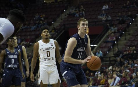 Clutch free throw from Sams lifts Ospreys past Flames