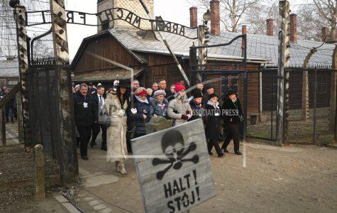 AP: Auschwitz survivors warn of rising anti-Semitism 75 years on