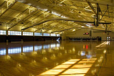 Basketball Court. Photo credit Jonathan.