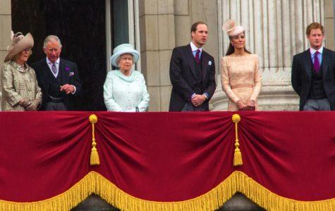 Former UNF professor Elizabeth Furdell speaks on the royal family
