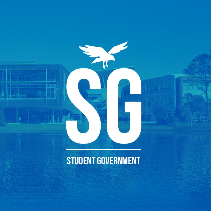 Student Government graphic.