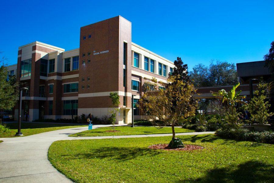 Social Sciences building. Photo credit Jonathan Merin.