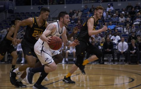 Seniors shine against Bisons