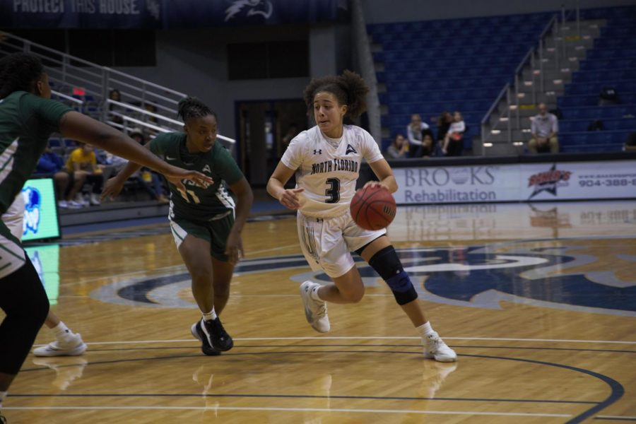 Hatters snap Ospreys four-game winning streak