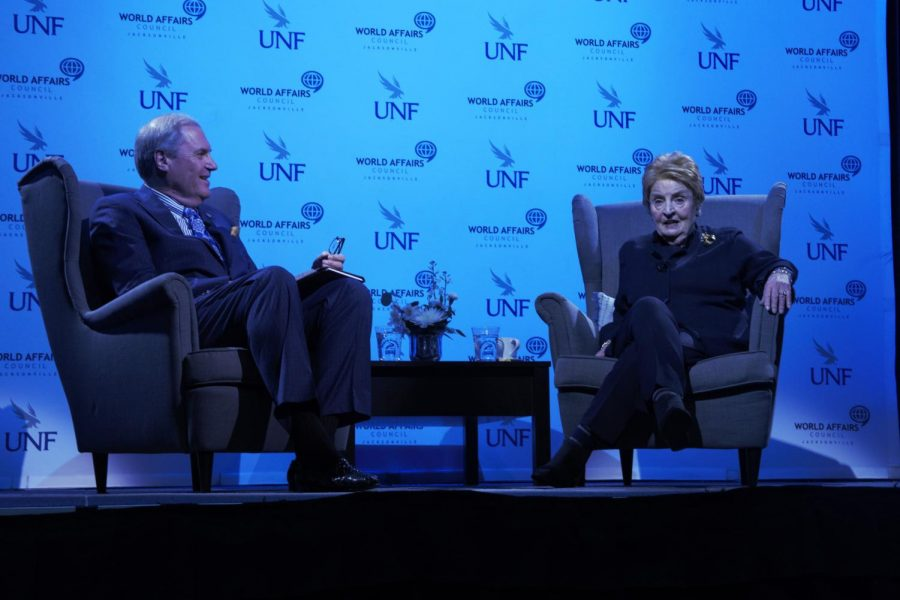 Madam Secretary: A Conversation with Madeleine Albright