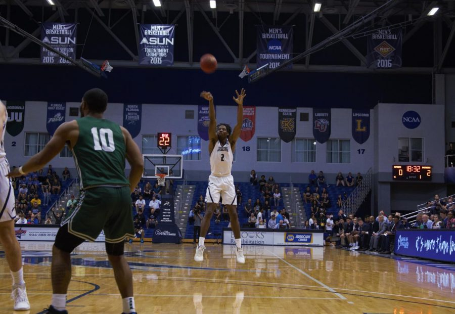 ASUN announces shift in schedule, UNF MBB set to stay local this weekend