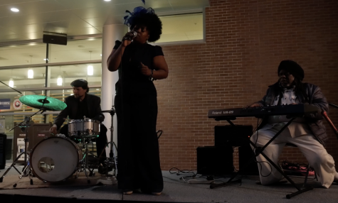 Black Student Union puts on Jazz in the Plaza