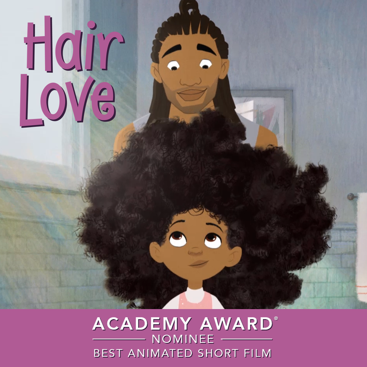 Poster of 'Hair Love' short film