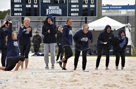 Beach Volleyball releases their 2018 schedule