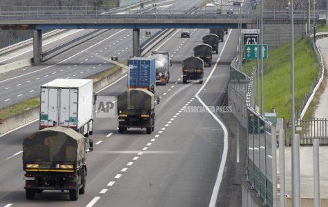 AP: Half-million infected worldwide as economic toll rises