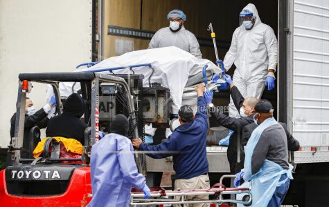 AP: US death toll eclipses China's, CNN's Chris Cuomo infected