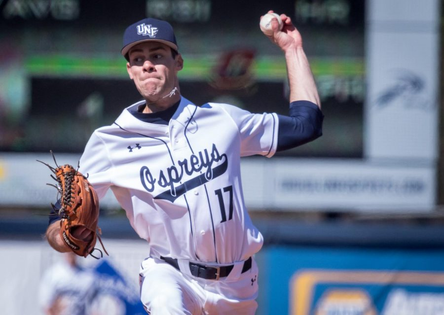 One of the Ospreys' biggest wins was a 9-5 win over Ohio State in baseball