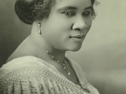 Women's History Month: Madam CJ Walker, America's first woman to become a self-made millionaire