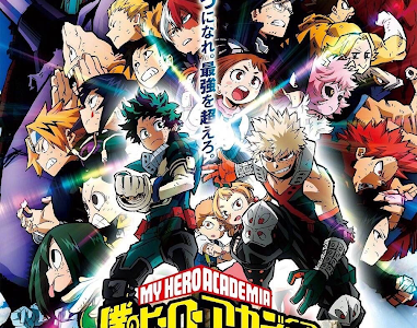 My Hero Academia: Heroes Rising review