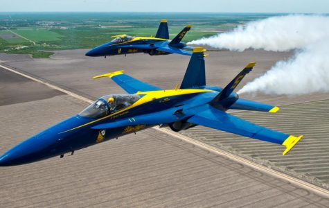 America Strong: The Navy's Blue Angels and Air force's Thunderbirds plan to honor frontline healthcare workers