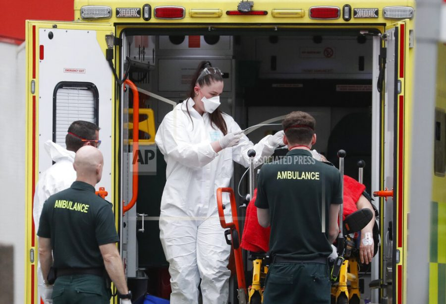 AP: US, UK brace for soaring death tolls as pandemic bears down