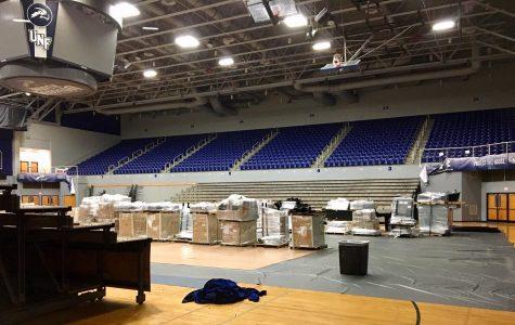 Renovations begin at UNF Arena