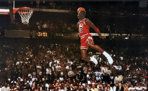 """Coming off five previous championships with the Bulls, Michael Jordan searches for his sixth in """"The Last Dance"""" Image: Kip-koech on flickr"""