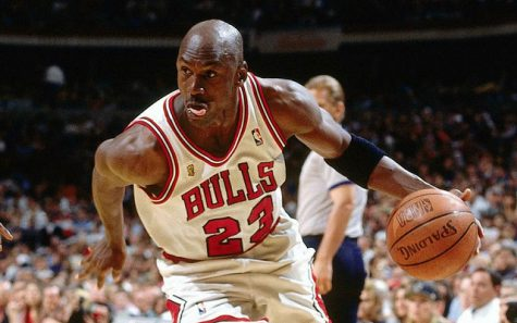 "Coming off five previous championships with the Bulls, Michael Jordan searches for his sixth in ""The Last Dance"""