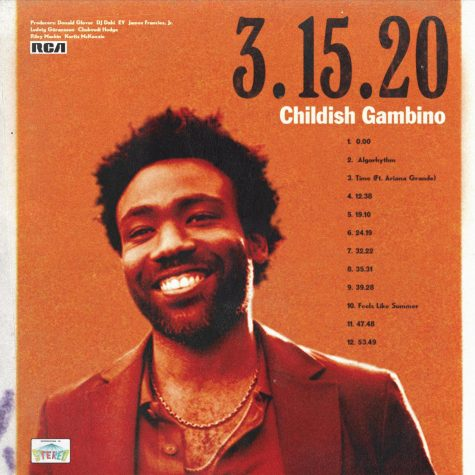 Album Review: Childish Gambino